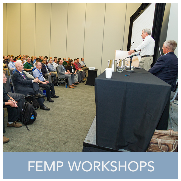 FEMP Workshops