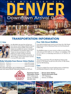 Devner Downtown Arrival Guide